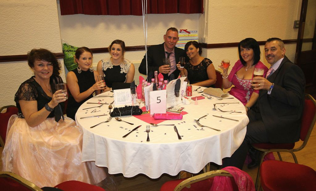 auction Pink Ribbon table two